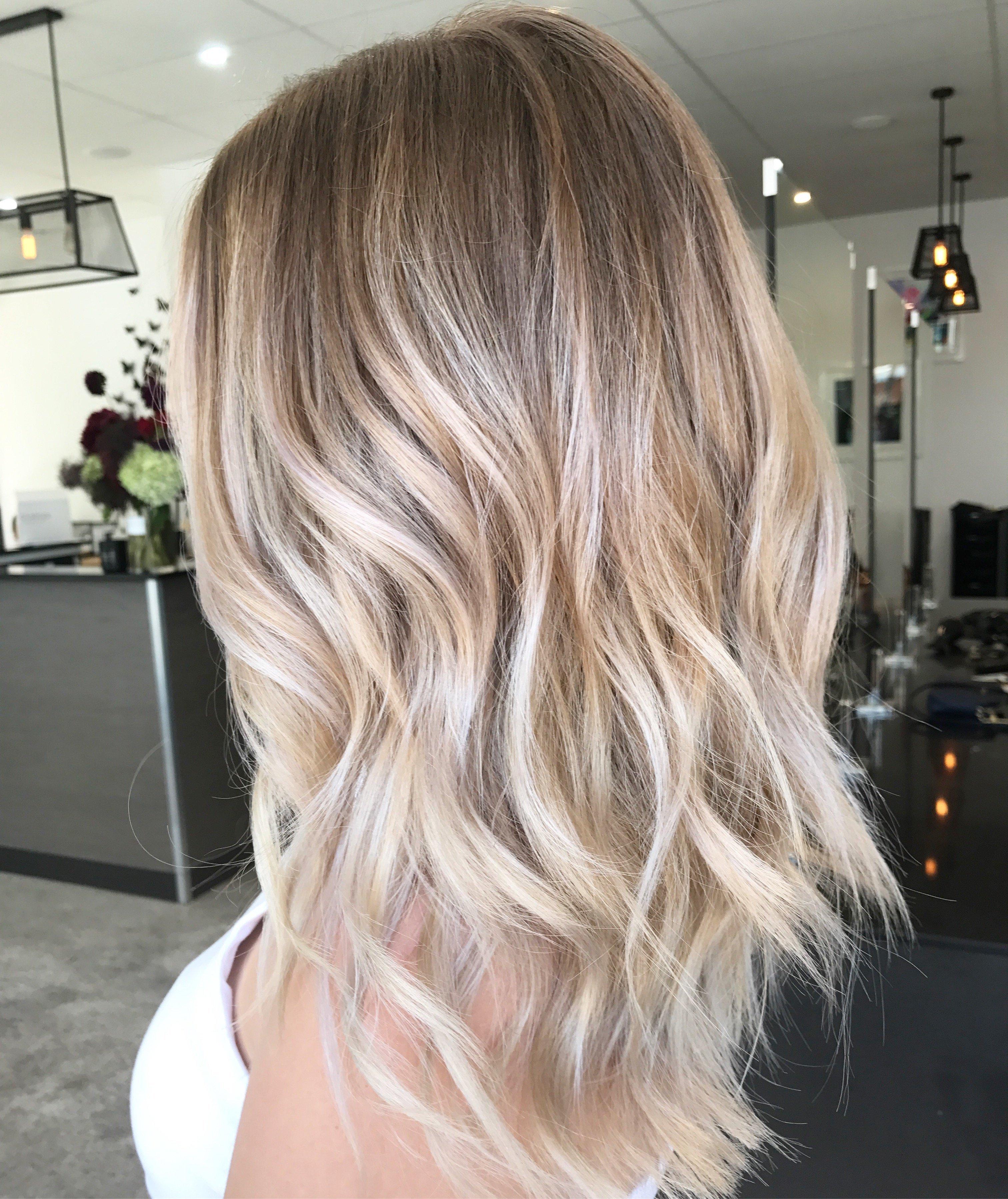цвет волос русый пепельный фото