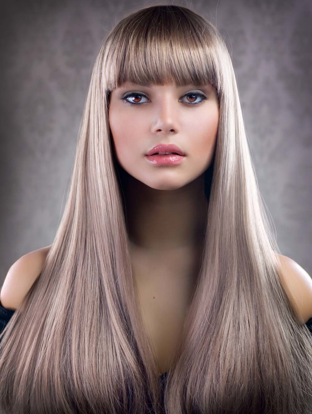 Холодный пепельно русый цвет волос фото
