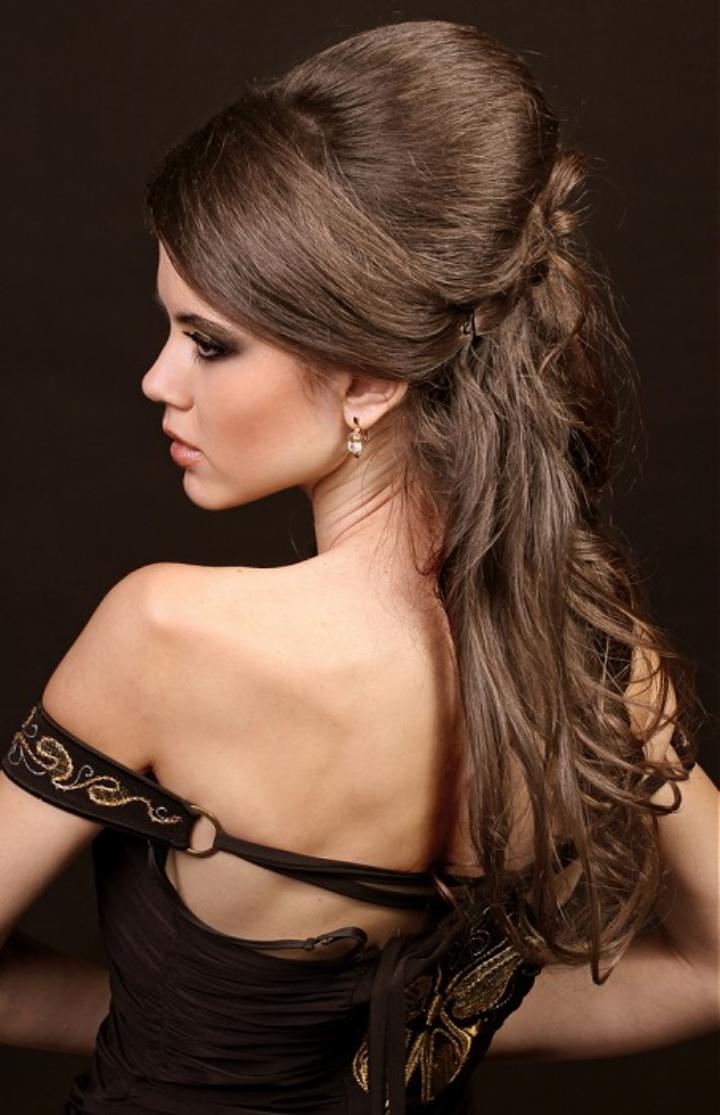 Определение начёс волос