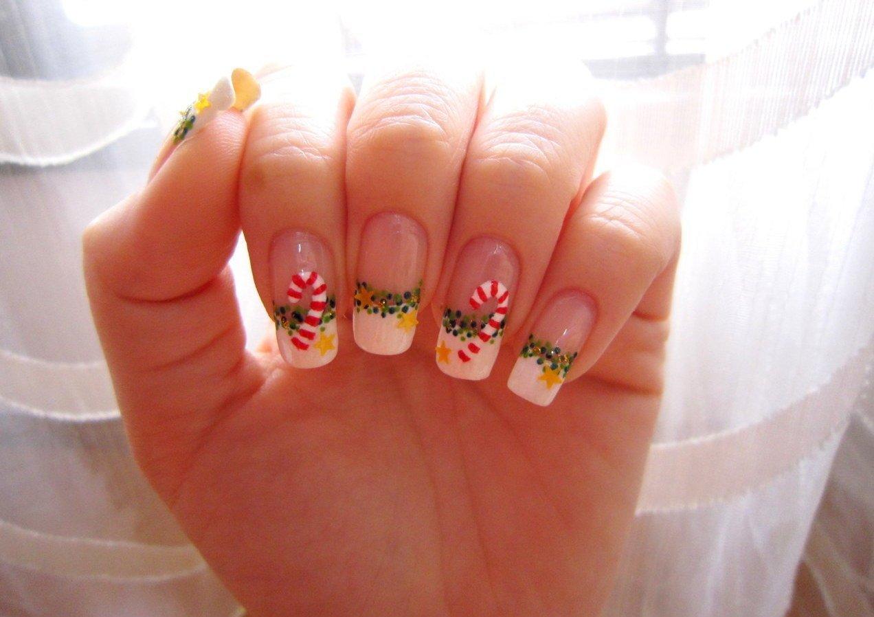 vyazanyj-manikyur-foto_35 Самый красивый дизайн ногтей: 100 ЛУЧШИХ идей и трендов на фото