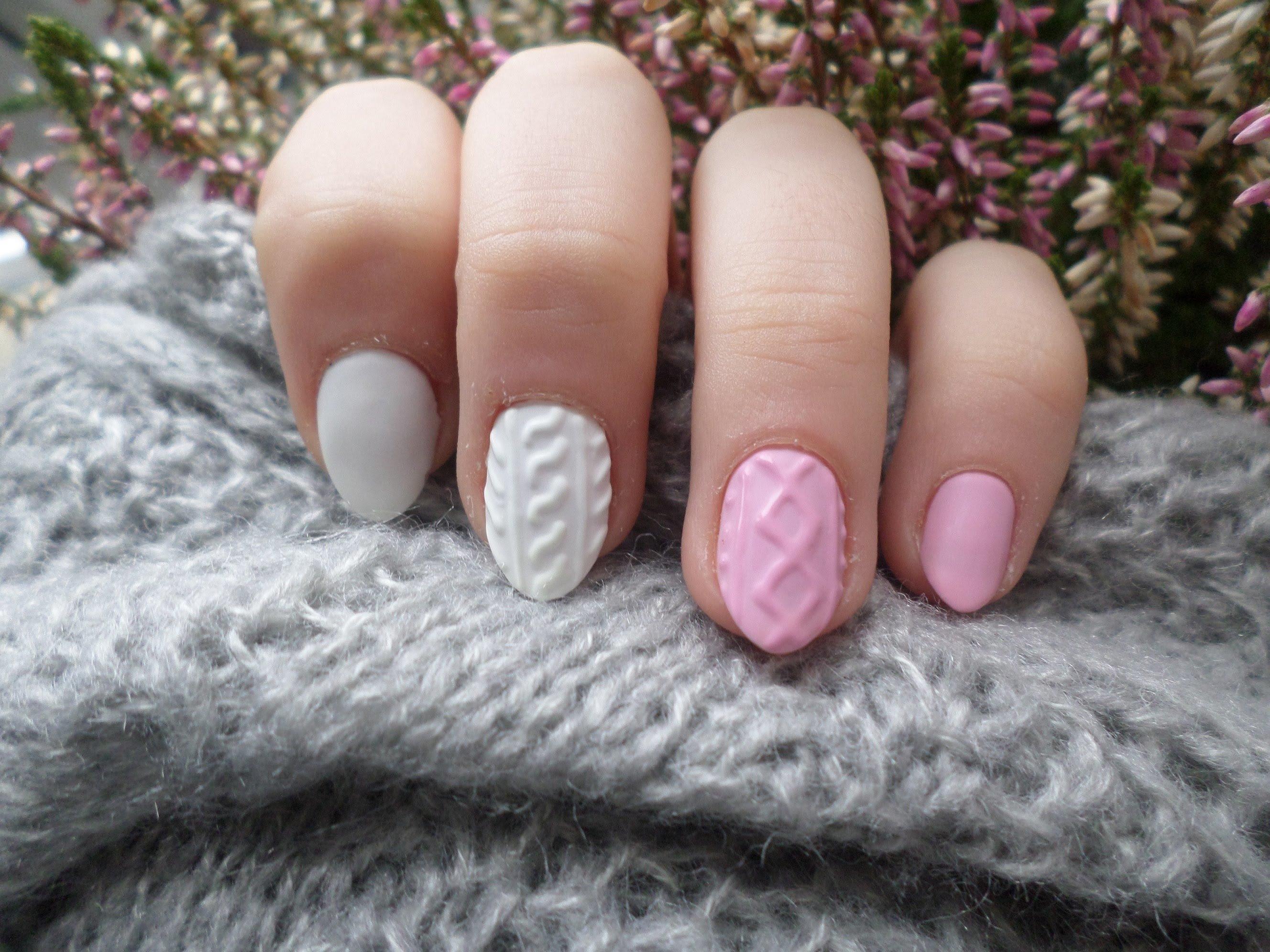 vyazanyj-manikyur-foto_48 Самый красивый дизайн ногтей: 100 ЛУЧШИХ идей и трендов на фото