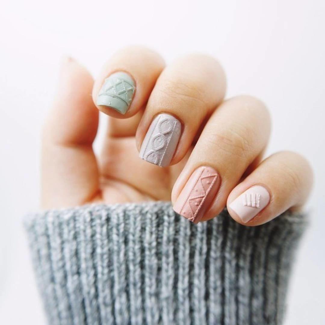 vyazanyj-manikyur-foto_5 Самый красивый дизайн ногтей: 100 ЛУЧШИХ идей и трендов на фото