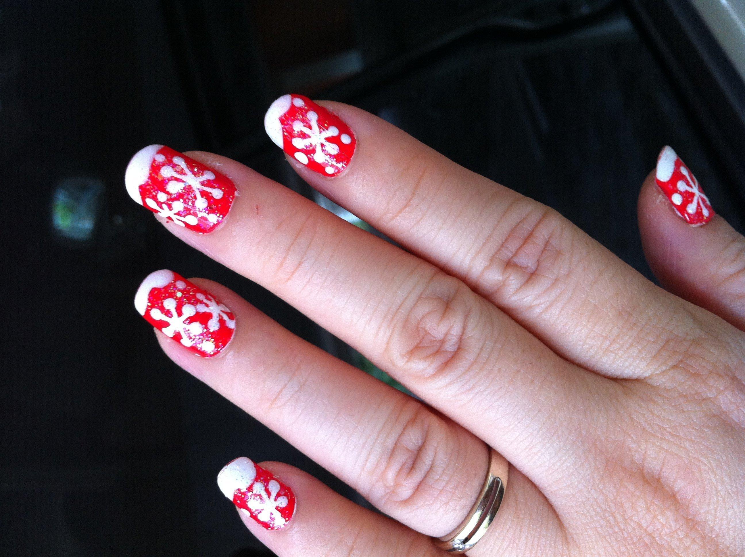 vyazanyj-manikyur-foto_58 Самый красивый дизайн ногтей: 100 ЛУЧШИХ идей и трендов на фото
