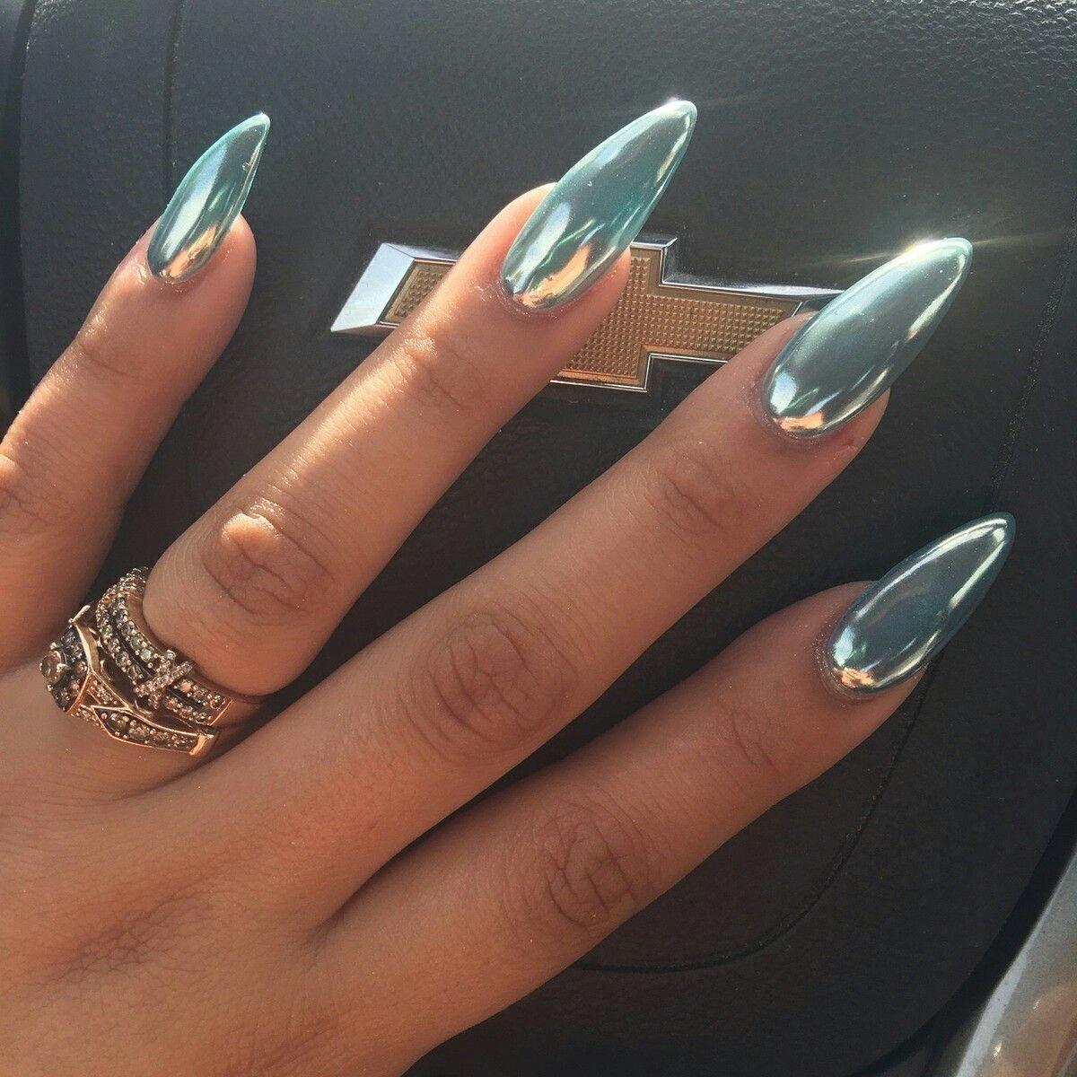 Маникюр 2018 фото новинки на длинные ногти