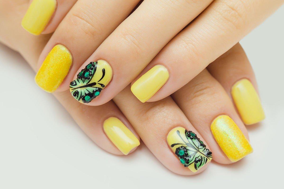 Какие сделать ногти на лето