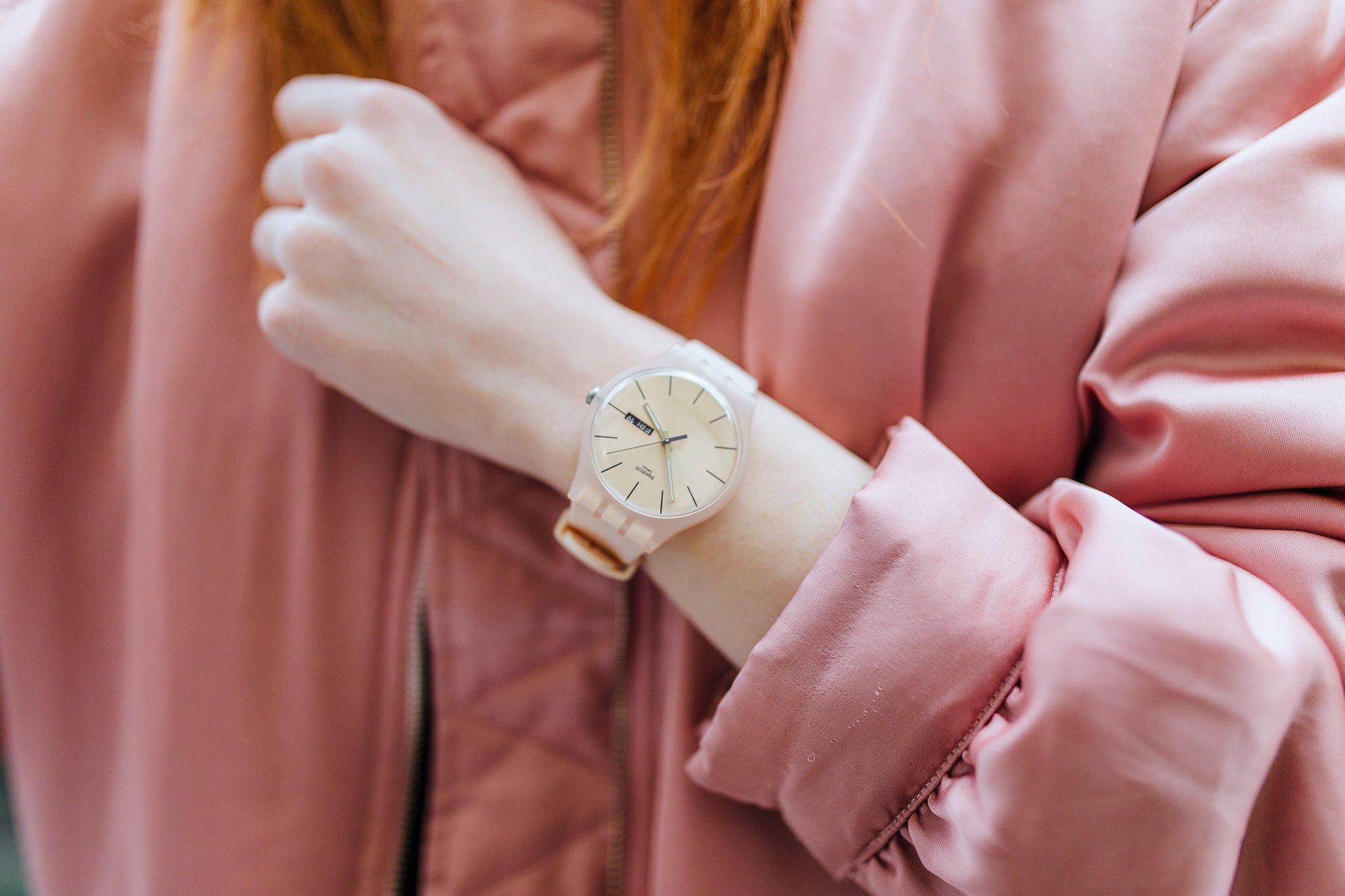 Swatch женские часы