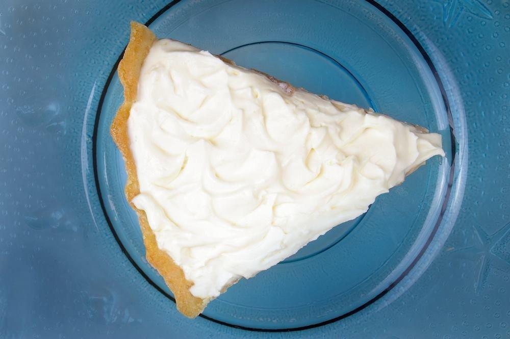 Крем для пирога из сметаны с фото