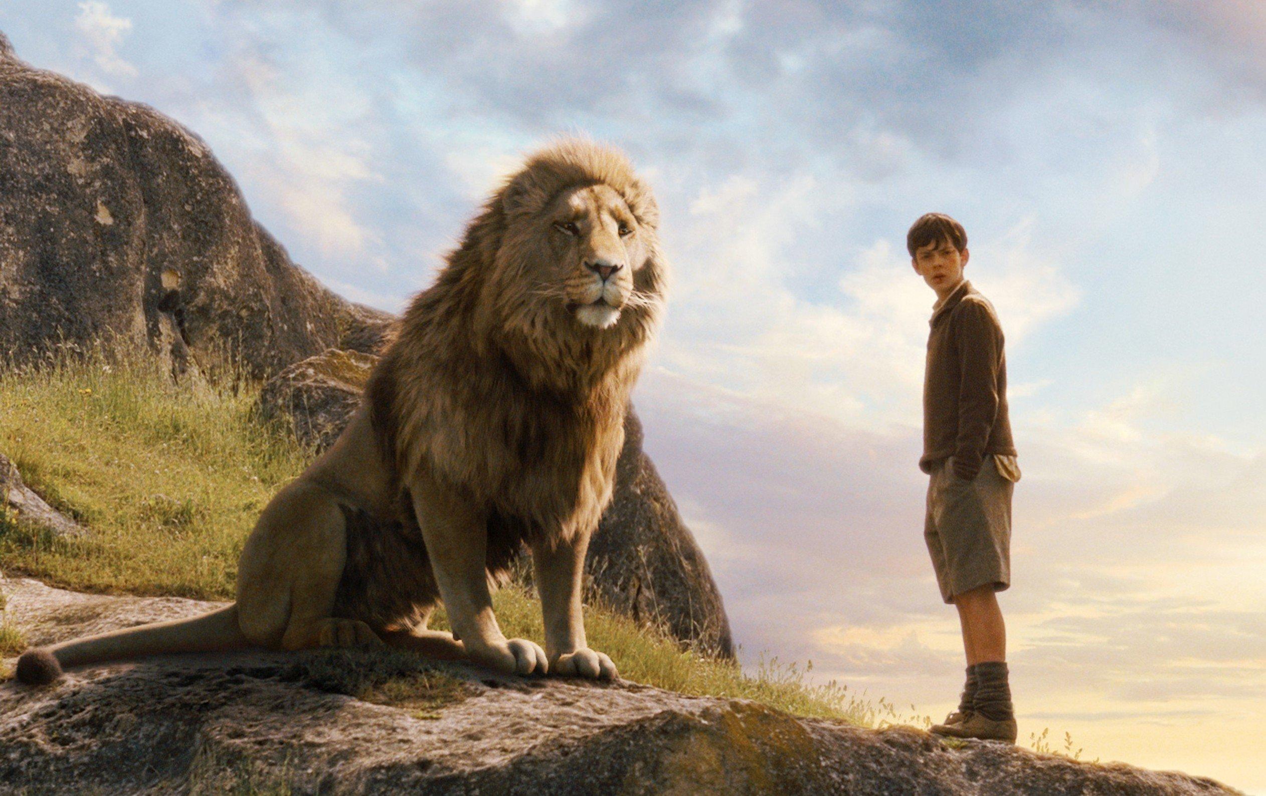 лев аслан из нарнии картинки проблемой возможно