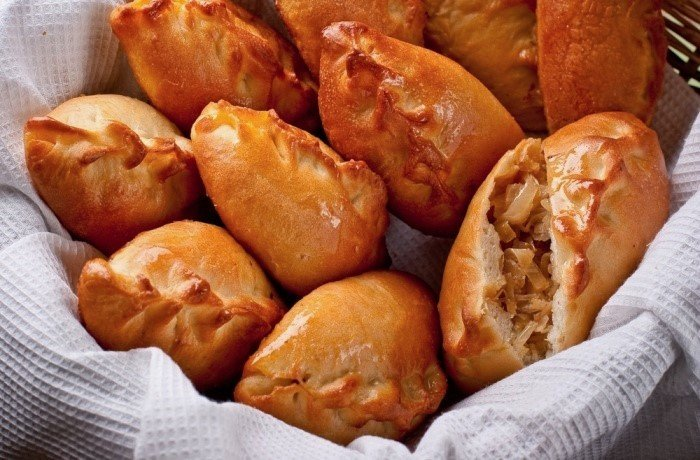 Начинка для пирожков с капустой очень вкусная рецепт с фото пошагово в
