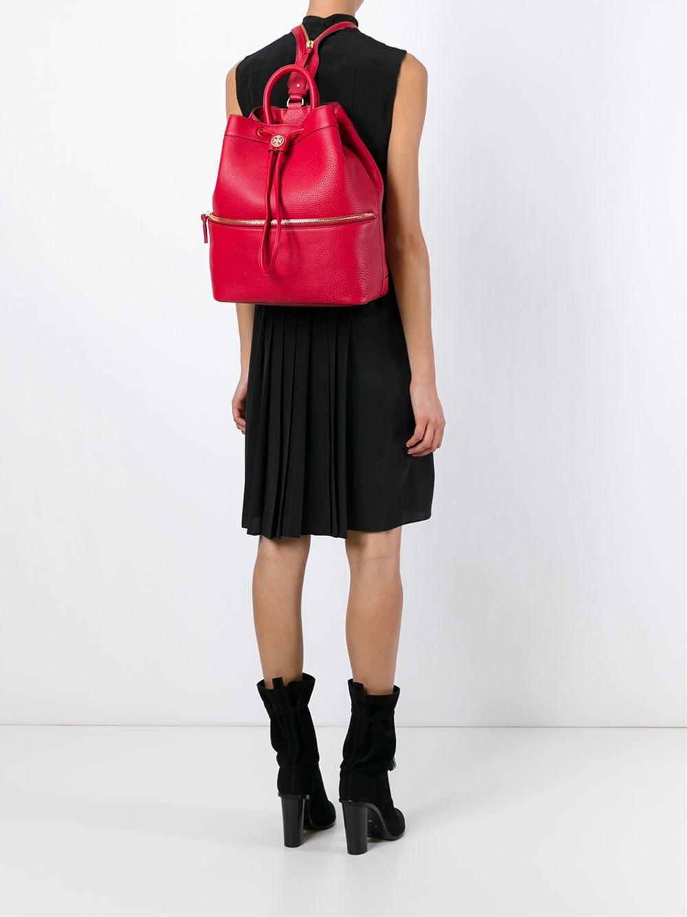 сумки женские красные