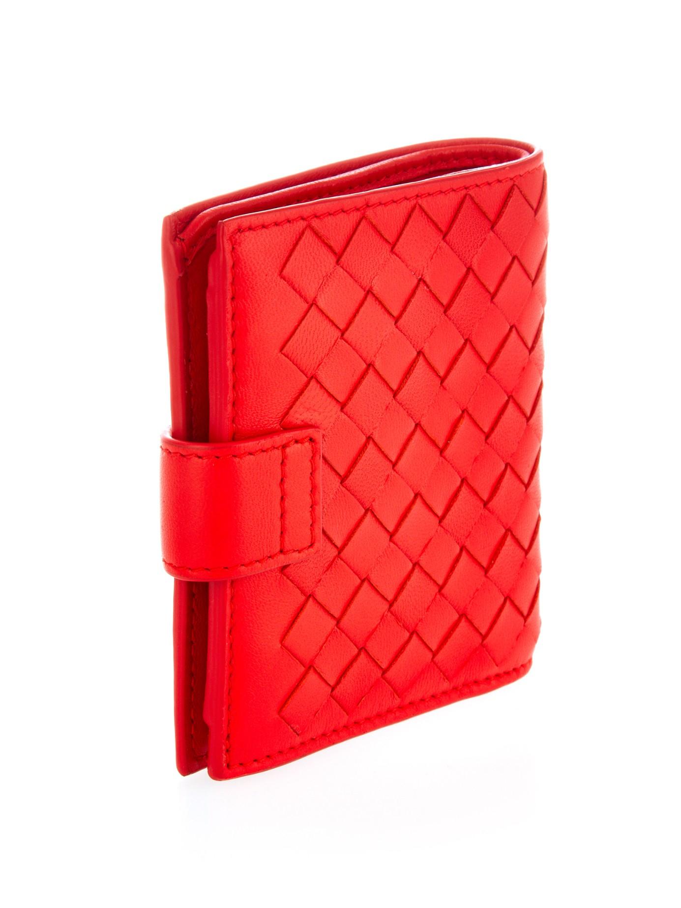 13929a30a24b Кошелек Женский Красный (50 фото) — Как выбрать, где купить