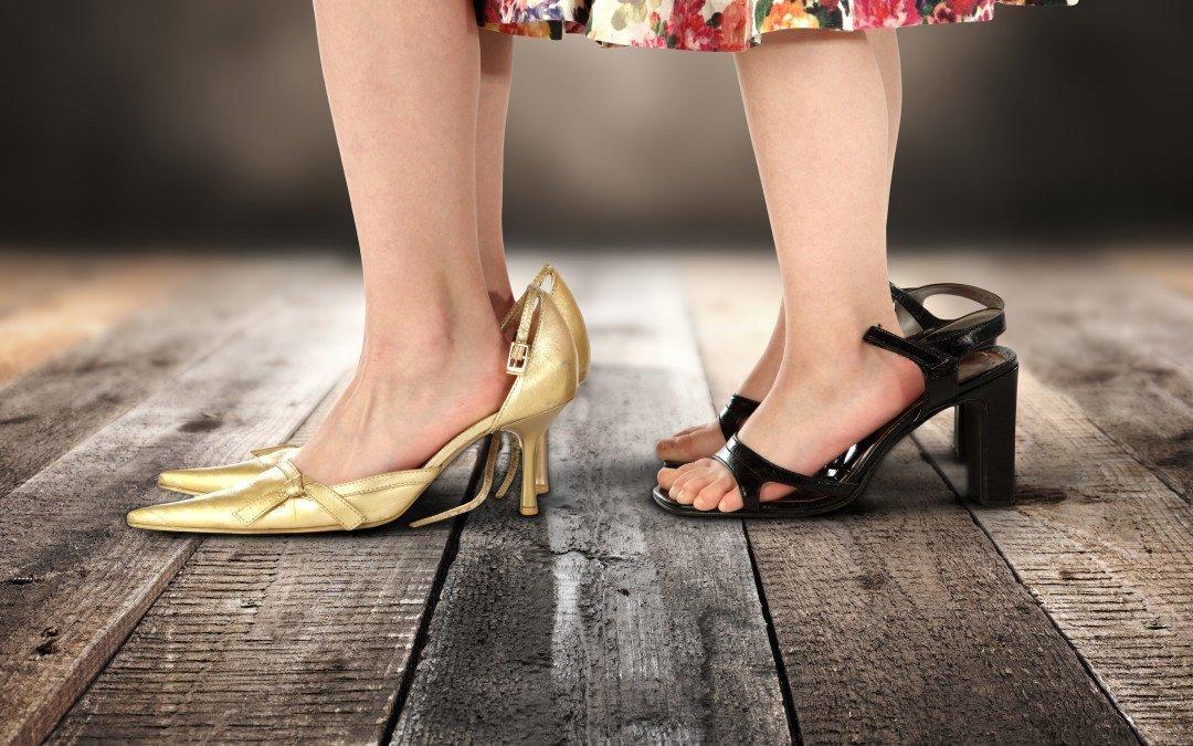 Таблица размеров обуви США-Россия — Подбираем туфли правильно!