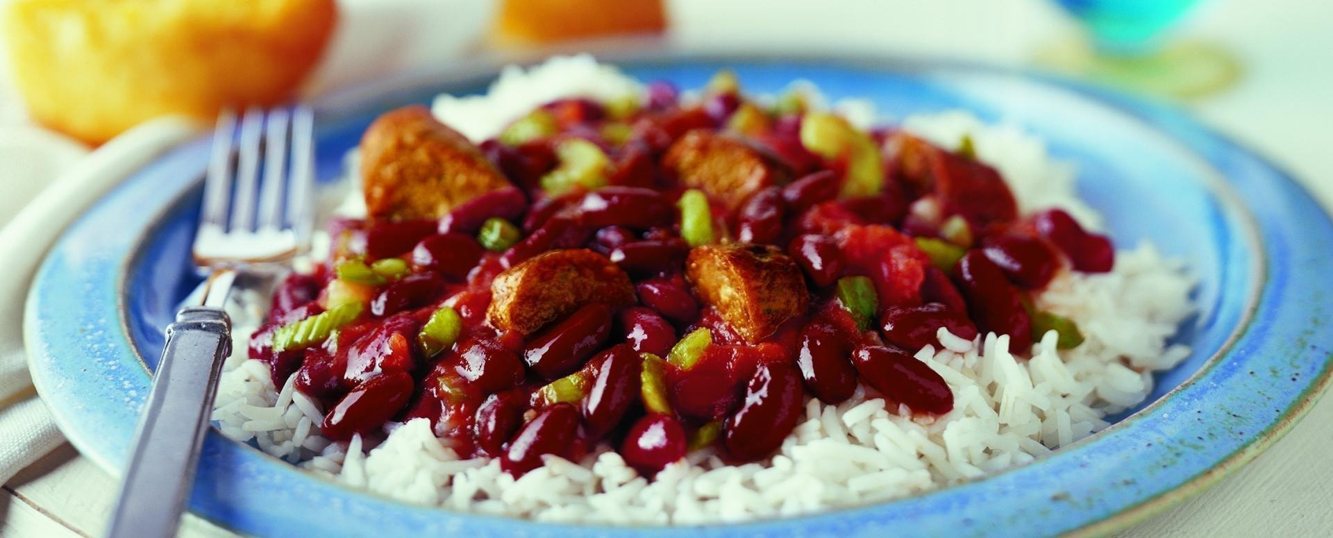 Блюдо из риса с фото