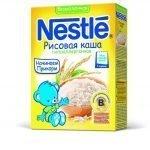 Детское питание от Nestle