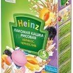 Детское питание от Heinz