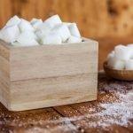Сахар в кубиках