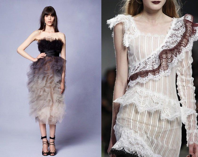 Платья от Marchesa Resort