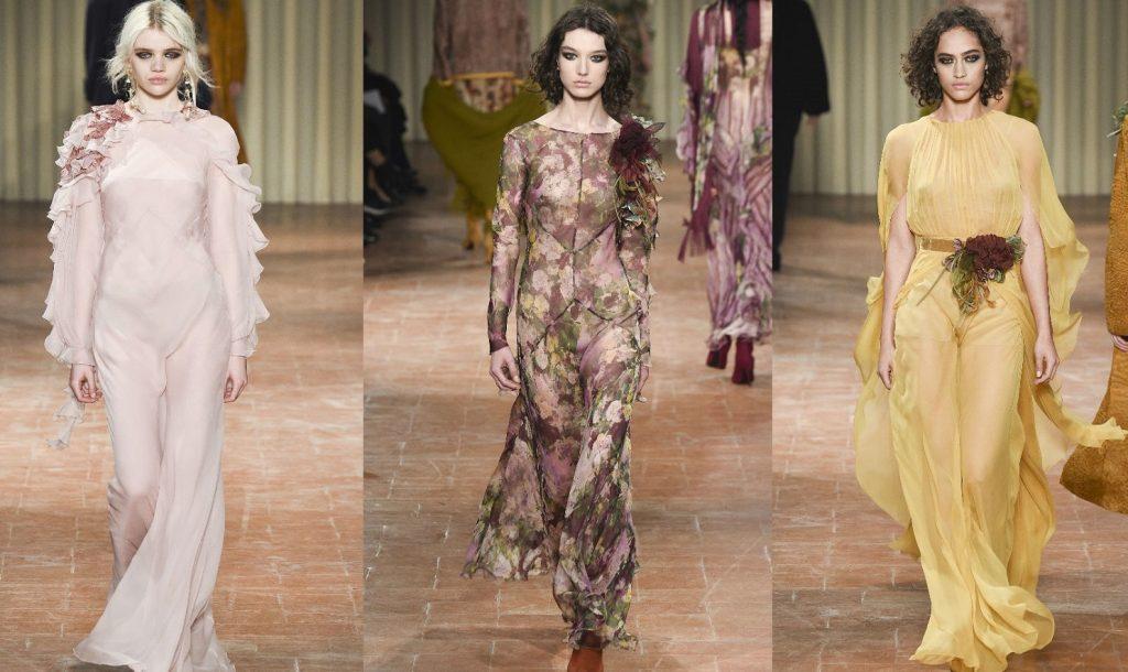 Платья из тонкой ткани