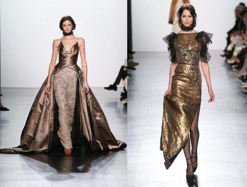 Платья от Dennis Basso
