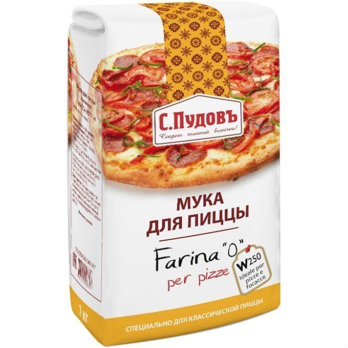 Мука для пиццы