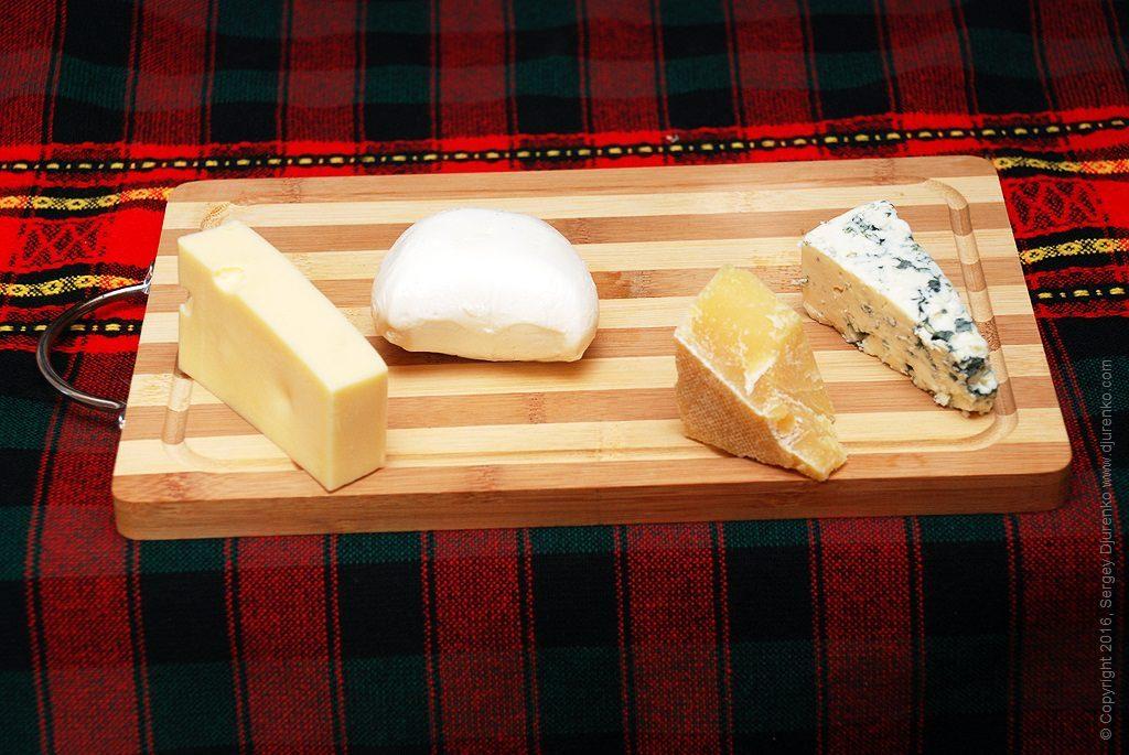 Сыр для пиццы 4 сыра