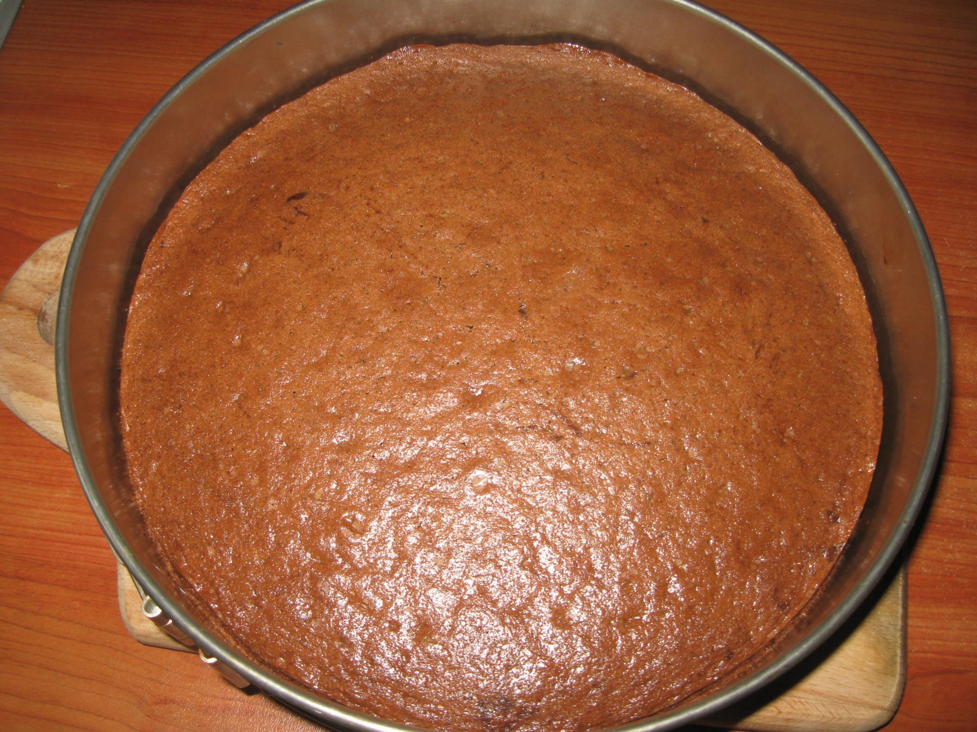 Торт из кислого молока рецепт