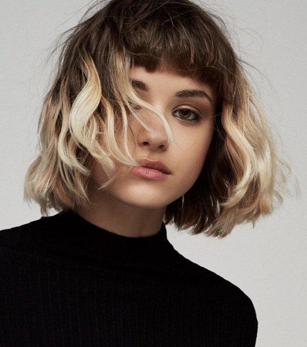 blond-ombre Окрашивание омбре - ТОП 100 фото 2019 самых модных способов укладки