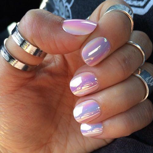 chrome nail foil