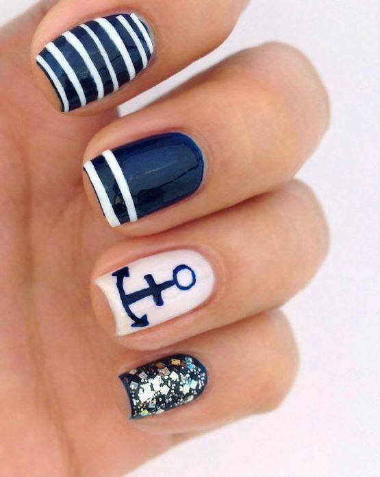 marine manicure