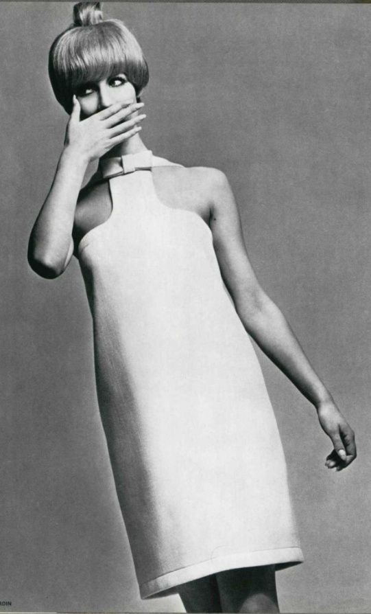 Вырезка из журнала 60-х годов