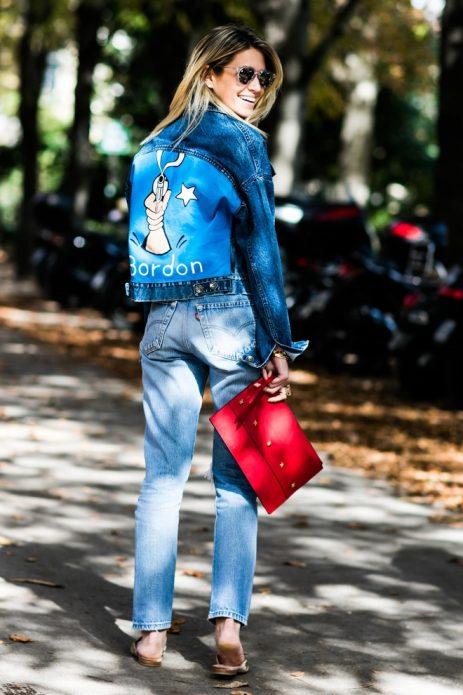 джинсовая куртка осень 4