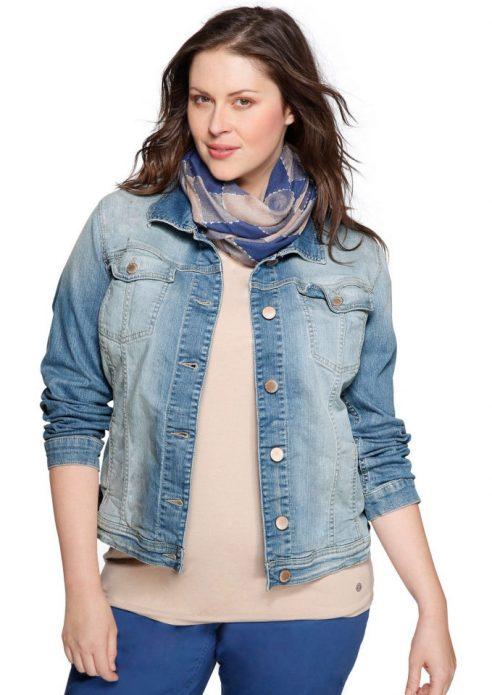 джинсовые куртки стиль 6