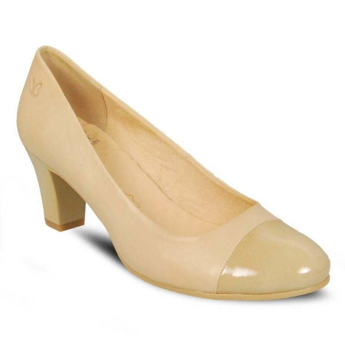 Обувь цвета meadowlark