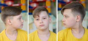 Стильные стрижки для мальчиков: для коротких и длинных волос