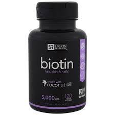 Биотин улучшает состояние кожи головы
