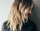 Как смотрится каскад на длинные волосы
