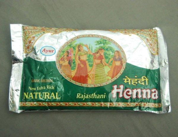 Как использовать индийскую хну