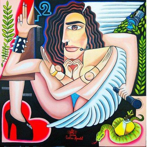 Икона Ольги Бузовой