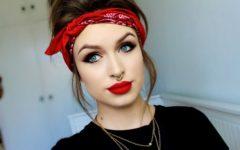 20 фото идей макияжа в стиле пин-ап