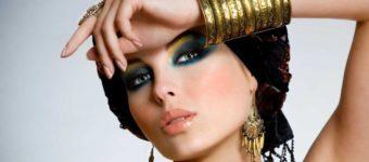 40 лучших фото идей макияжа в восточном стиле