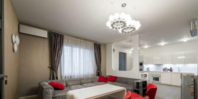 Квартира Бузовой и Тарсова