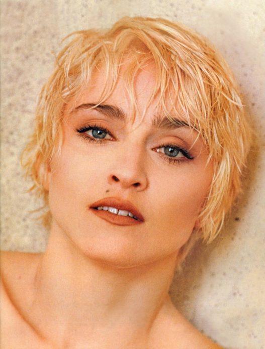 Макияж в стиле 90-х: Мадонна