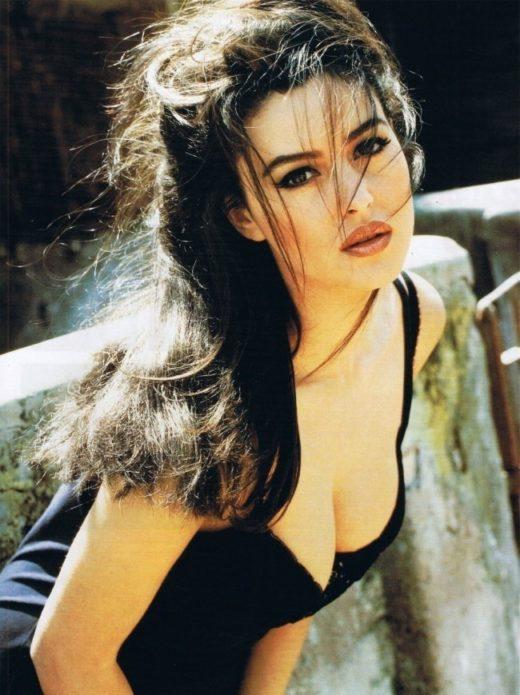 Макияж 90-х: Моника Белуччи