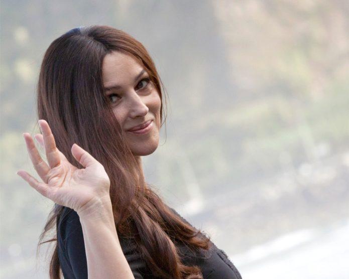 Моника Белуччи прощается