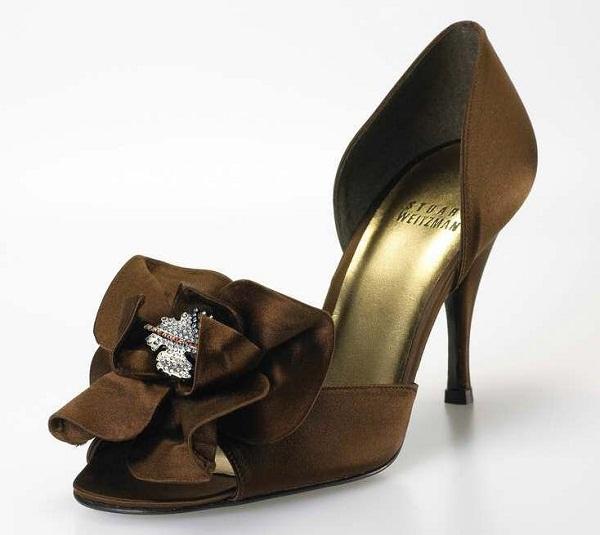 Туфли от Stuart Weitzman — одни из самых дорогих в мире