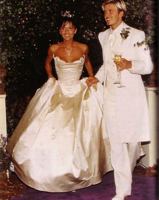 Свадьба Виктории и Дэвида Бекхэма
