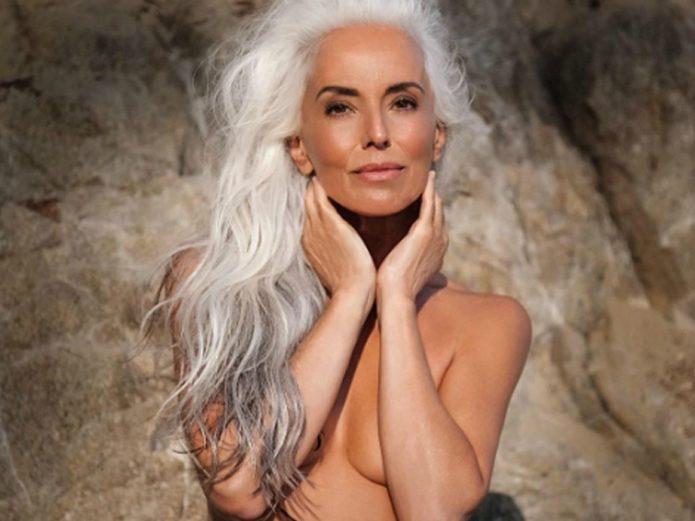 Ясмина Росси topless