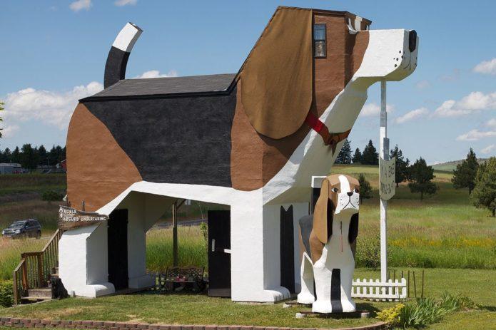 Dog Bark Park