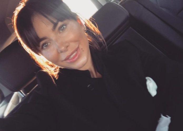 Ани Лорак без мейкапа