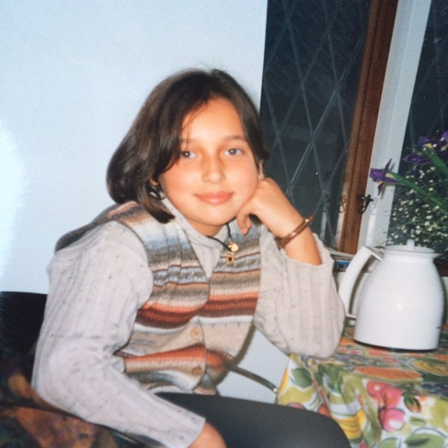 Алсу в детстве